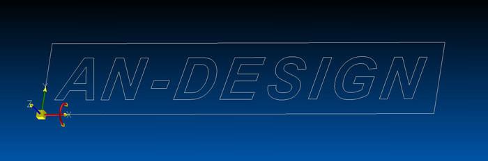 AN-Design - 3D mallinnus